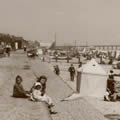 Southwold Beach in 1905