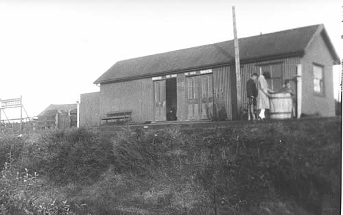 Walberswick Station  in 1926